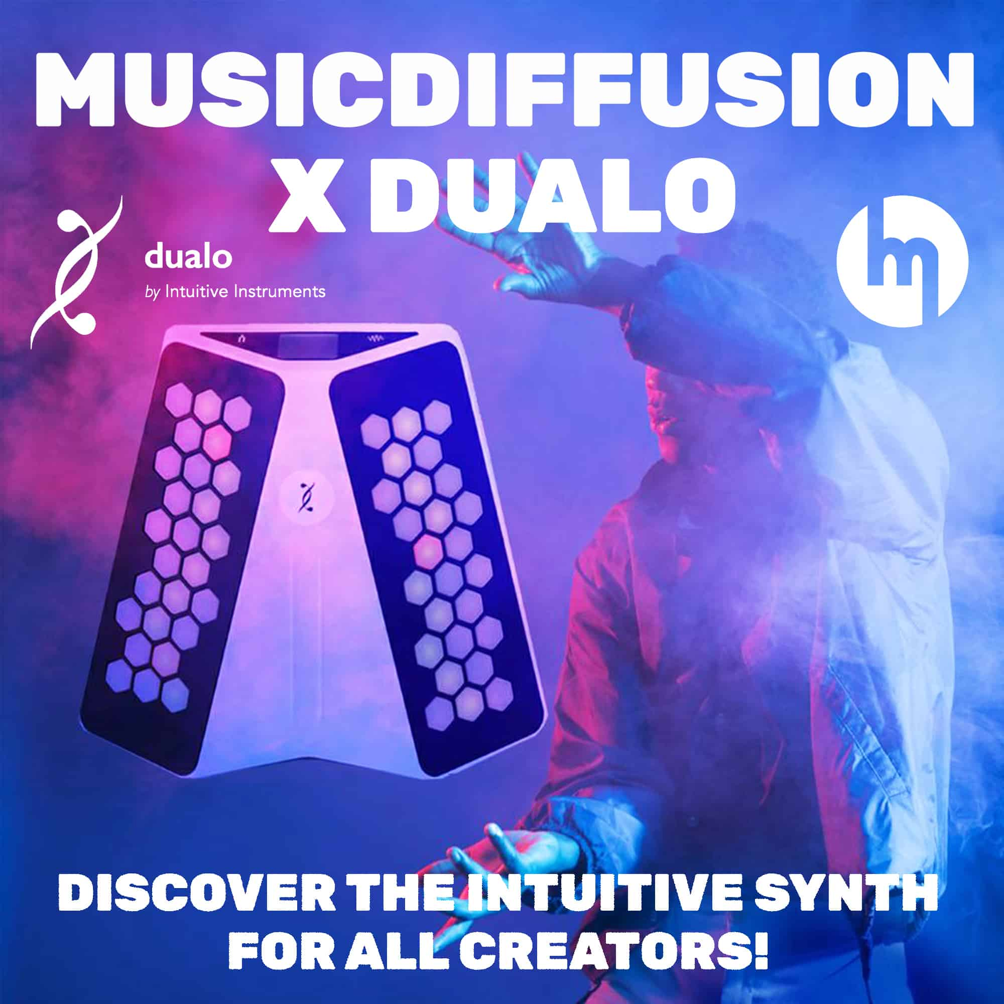 MusicDiffusion And Dualo Partnership